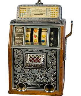 Tidig spelautomat