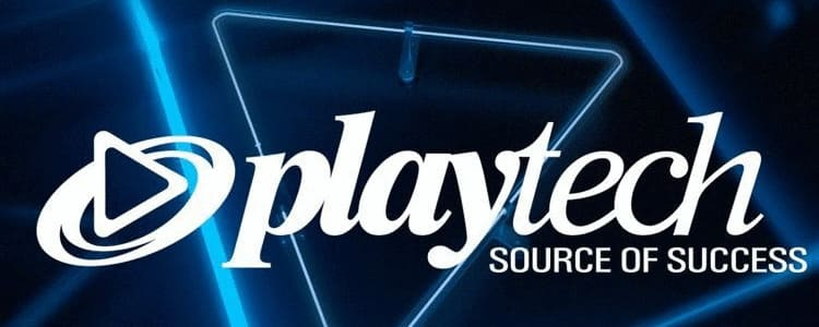 Playtech slot logo